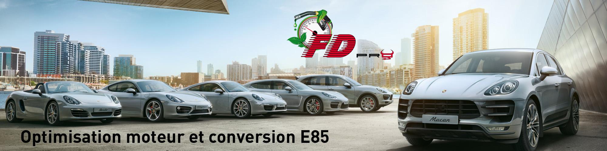 FD PERFORMANCE : Optimisation moteur